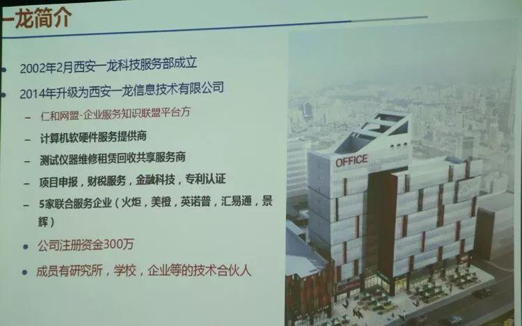 西安一龙信息技术有限公司